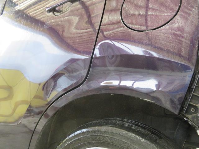 ワゴンR  リヤフェンダー ドア ヘコミ 凹み キズ 修理 安い キレイ 塗装