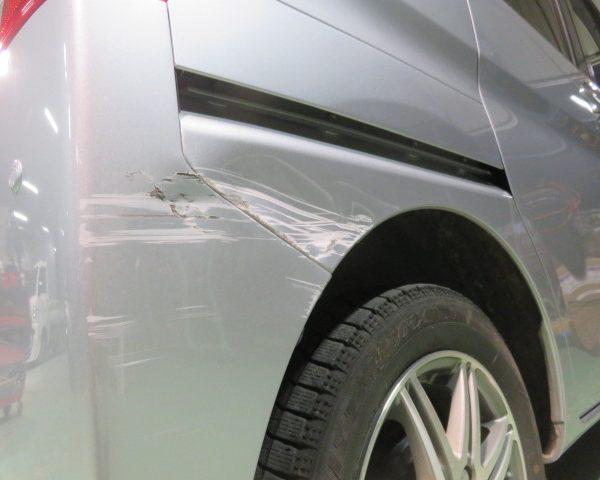 上田市 板金 塗装 修理 タント 安い キレイ 東御 小諸 佐久 自動車