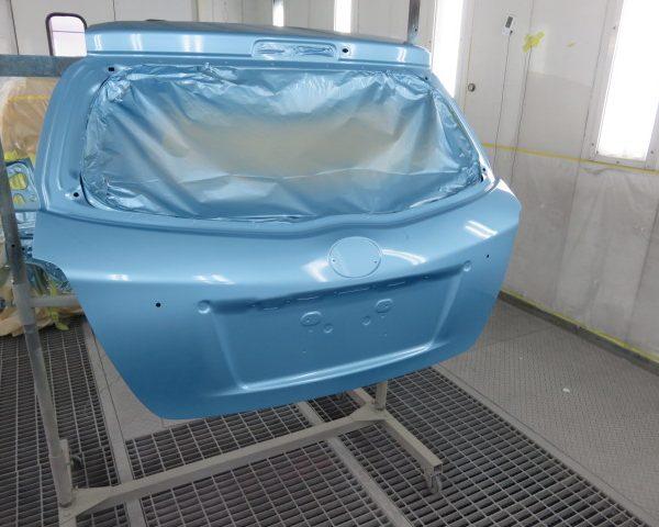 トヨタ バックドア バンパー 修理 板金 塗装 料金 保険 安い 上田 東御 小諸 佐久