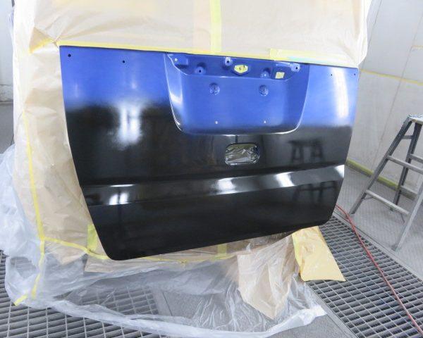 ホンダ―N-BOX エヌボックス 鈑金 塗装 修理 上田市 丁寧 料金 代車 緊急 早い 仕上がり 東御 佐久 小諸